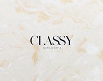 CLASSY | Branding