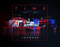 'Time, forward!'