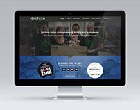 Ignition Center Website Design