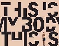 Social Awareness Poster for Eating Disorders