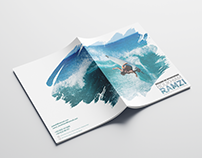 Ramzi Surfer / Dossier de sponsoring