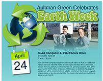 Earth Week Flier