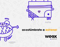 Propuesta - weex wallet