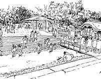"""HITORIGOTO Sketch"" January 2021"