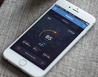 Kuberg - App Design IOS