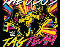 WWE Branding/Apparel Designs