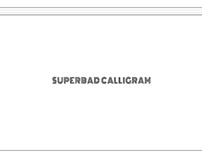 I am McLovin : Calligraphy