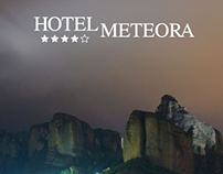 Website Meteora Hotel