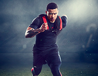 Under Armour Soccer: It Comes From Below
