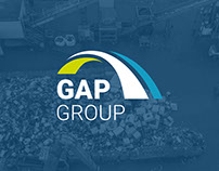 GAP Group UK | Brand Identity