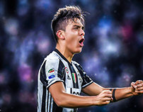 Paulo Dybala Edit And Retouch