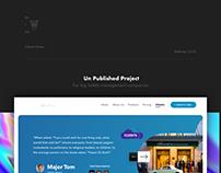 Redesign UI/UX for big international hotels managment