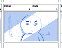 Storyboard/Animatic: Horrible