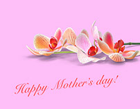 How to create Mother's Day E-Cards in Adobe Photoshop