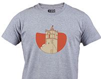 t-shirt Polizzi