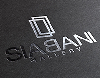 Siabani Gallery - Brand Identity