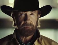 Chuck Norris - Experiência Digital