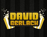 David Gerlach Channel Branding