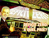 Economic horizons: Deficit zero: for what price?
