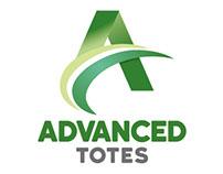 Advanced Totes Logo Design