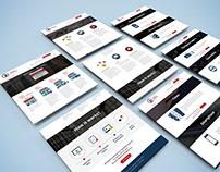 Design of graphics for Cellular Liquidation website
