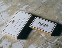 haze hairdressing bar