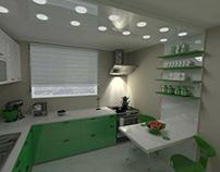 İç Mimar Tuğçem Öğüt 3D Max Projeleri