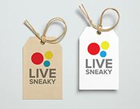 Live Sneaky logo