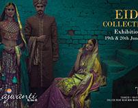 Tehxeeb Eid Collection Hoarding Design