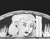 Comic: Darling Brown in The Brown Recluse