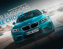 The international BMW website redesign concept
