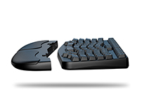 Truly Ergonomic Mechanical Keyboard