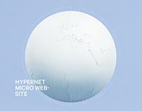 HYPERNET - MICROSITE