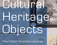 Cultural Heritage Objects - Poster