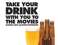 Take Your Drink to the Movies