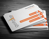 Winning Business Card Design (freelancer.com)