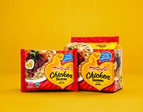 Myojo Instant Noodle - Packaging Design Revamp