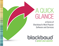Blackbaud Champions Product Cheat Sheet
