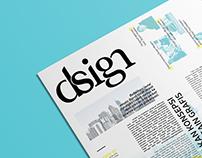 Dsign Newsletter