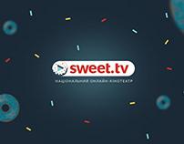 Комунікаційна кампанія для SWEET.TV