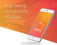 Cook Advisor - Cooking app