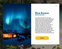 Theme Cards - UI Design