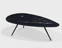 EGGE coffee table