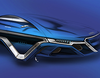 Audi Electromagnetic