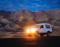 A Night in Hanle, Ladakh