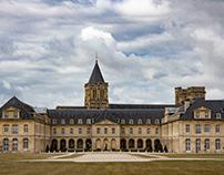 2019_08_15 Abbaye aux dames Caen