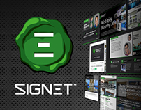 Signet Branding and Marketing Work