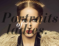 Portrait of ladies - Cotril