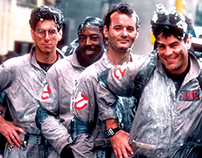 SONY | Ghostbusters | Social Campaign