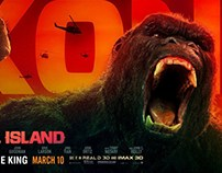 KING KONG-skull Island- digital video content